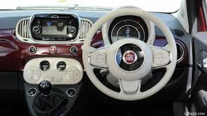 Fiat 500 Interior 2016 Fiat 500 Uk Spec Interior Cockpit Hd Wallpaper 121