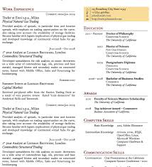 1 Page Resume Templates Download 1 Page Resume Template Haadyaooverbayresort Com