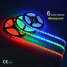 smd led strip light dc 12v 5m 5050 smd not waterproof rgb led strip light 5630 smd led