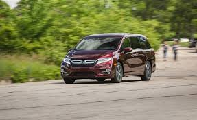 honda odyssey 2018 honda odyssey in depth model review car and driver