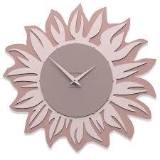 Horloge Murale Silencieuse by Horloge Murale Silencieuse Tournesol