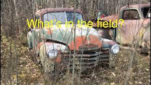 Classic Ford Truck Junk Yards - fall harvest farm field junkyard tour classic cars and trucks