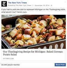 inma best practice united states of thanksgiving