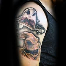 100 nightmare before tattoos for design ideas