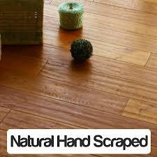 tuscan engineered wood flooring scraped oak 150mm