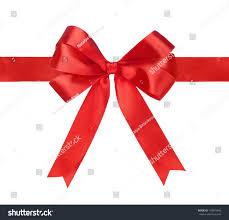 satin ribbon bows gift satin ribbon bow on stock photo 103016843
