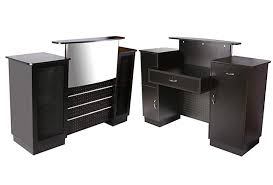 Reception Desk Black Top 10 Best Salon Reception Desks Of 2018 Heavy