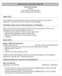 Resume Profile Template Resume Profile Examples Resume Resume Career Profile Examples