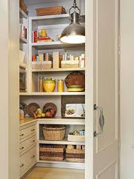 magnificent brown color wooden kitchen pantry cabinets features