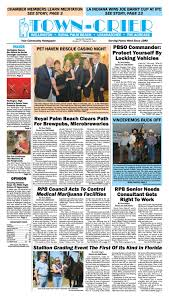 lexus of palm beach general manager town crier newspaper january 26 2017 by wellington the magazine