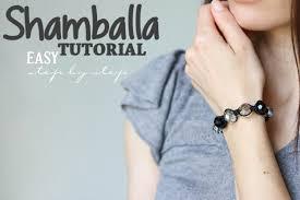 shamballa bracelet handmade images Shamballa bracelet tutorial oh everything handmade jpg
