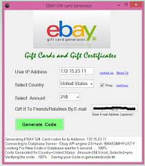 free gift card code free ebay gift card codes generator upto 19 2k codes