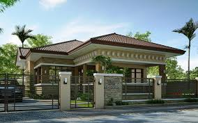 one bungalow house plans design ideas modern bungalow design ideas contain of much glass