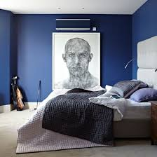 blue bedroom decorating ideas bedroom ideas blue home interior design ideas 2017 with regard to
