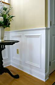 wainscoting installation by deacon home enhancement beadboard