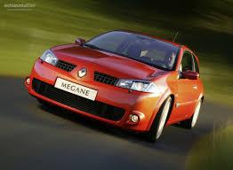 renault megane 2005 renault megane rs coupe specs 2004 2005 2006 autoevolution