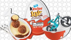 egg kinder kinder chocolate eggs are coming to the us today