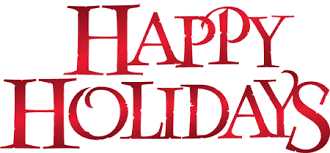 images happy holidays 2015 png