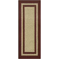 shop maples rugs cranberry maverick rectangular indoor tufted