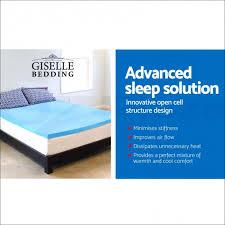 furniture marvelous serta gel mattress topper elegant memory