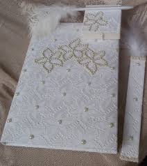 ivory wedding guest book wedding guest book made wedding guest book ivory lace pearl