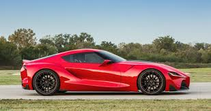 toyota new sports car new toyota supra slated for 2017 2018 no hybrid or awd duh