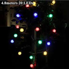 Cheap Outdoor Christmas Decorations Australia by Solar Powered Snowflake Lights Australia New Featured Solar