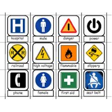 life skills signs u0026 symbols