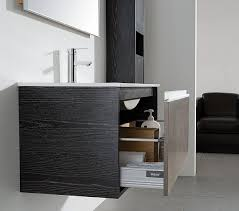 Black Bathroom Storage Minimalist Bathroom Storage Furniture For Organizing Your Space
