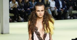 Hit The Floor Raquel - marques u0027 almeida spring summer 2017 ready to wear show report