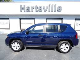 jeep compass limited blue used 2017 jeep compass sport for sale hartsville sc