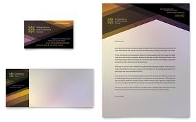 Free Business Card Templates For Word 2010 Rehab Center Business Card U0026 Letterhead Template Design