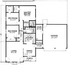 ideas about rectangular bungalow floor plans free home designs