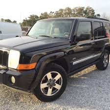 used jeep commander black jeep commander in florida for sale used cars on buysellsearch