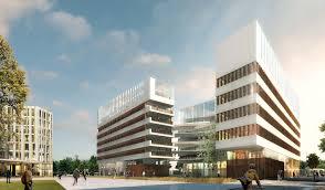 am agement de bureaux la cavp acquiert un immeuble de 14 400 m de bureaux en vefa à