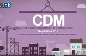 cdm construction design and management citb