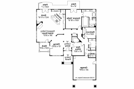 Prairie Style House by Prairie Style House Plans Meadowbrook 30 659 Associated Designs