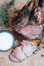 horseradish sauce for beef chili rubbed prime rib roast with horseradish cream sauce recipe