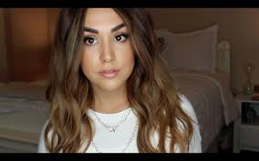 best way to create soft waves in shoulder length hair perfect beachy waves tutorial alexandrea garza youtube