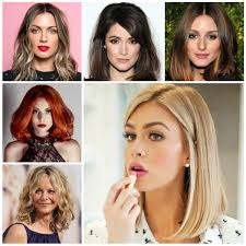 on trend the lob the hairstyle for medium hair 2017 trends trendy lob haircuts for 2017