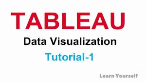 tableau visualization tutorial tableau tutorials for beginners learn tableau data visualization
