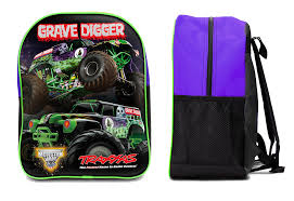 rc monster truck grave digger traxxas 7202a