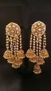 jhumkas earrings jhumkas earrings fashion jewellery buy fashion