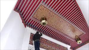 Peinture Marocaine Tadelakt by