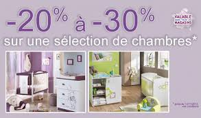 chambre bébé aubert soldes aubert 250 de reductions sur les chambres bébé sauthon la sioox