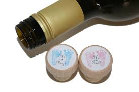 baby shower wine stopper baby shower thank you gifts baby shower