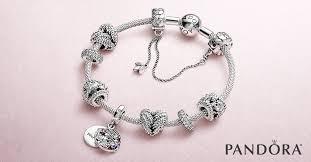 beaded silver bracelet pandora images Pandora charms beads certified pandora charm retailer jpg
