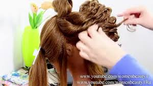 color hair video dailymotion romantic hairstyles for medium long hair updo hairstyles video