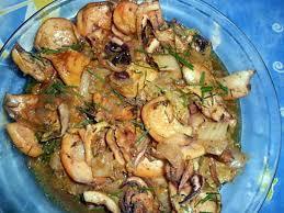 cuisiner des seiches recette de fricassée de seiches au pe tsai