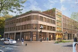 Commercial Building Plans The Plan To Rehabilitate Three Historic Pioneer Square Buildings